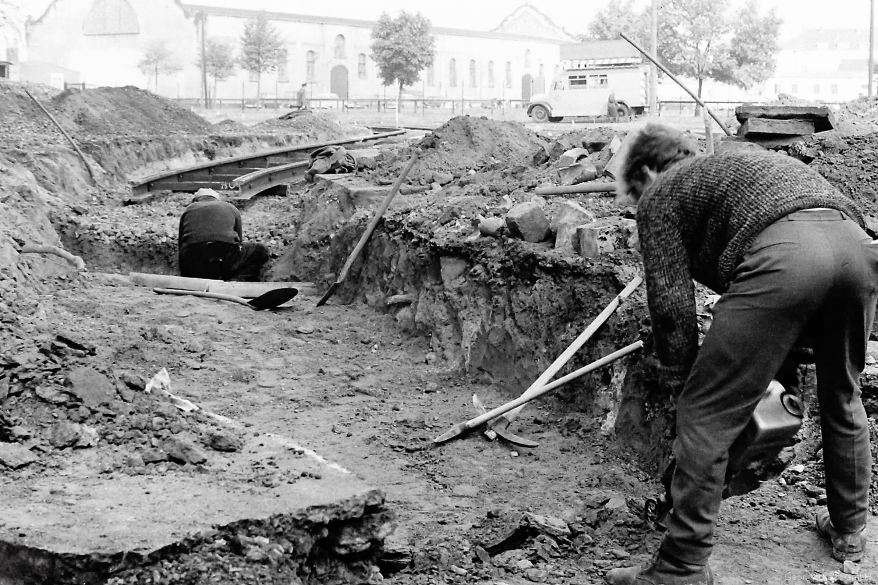 GALERIE WESERWEG EISSTADION 1964